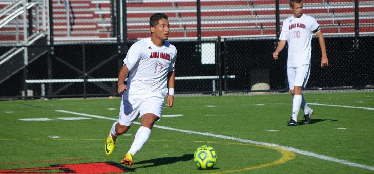 Men's Soccer Outpaced by Mount Ida