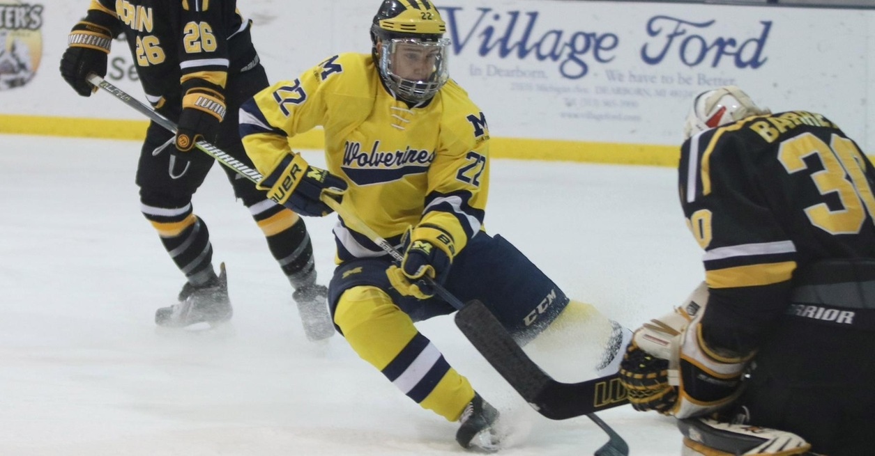 No. 2 Wolverines top No. 3 Bulldogs in Adrian