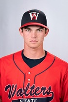 Andrew Lindsey, Sophomore Pitcher, Walters State, TCCAA Pitcher of the Week 3/3