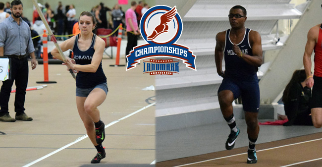 Greyhounds Look to Defend Landmark Conference Indoor Titles on Saturday