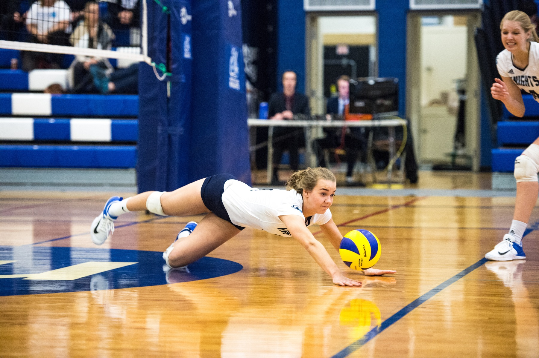 RECAP: Women's Volleyball impressive in home court win over Sheridan