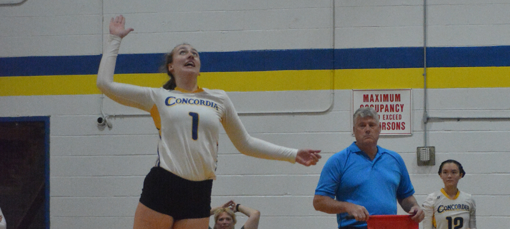 Strong Start Not Enough For Volleyball In 3-1 Setback Against Chestnut Hill