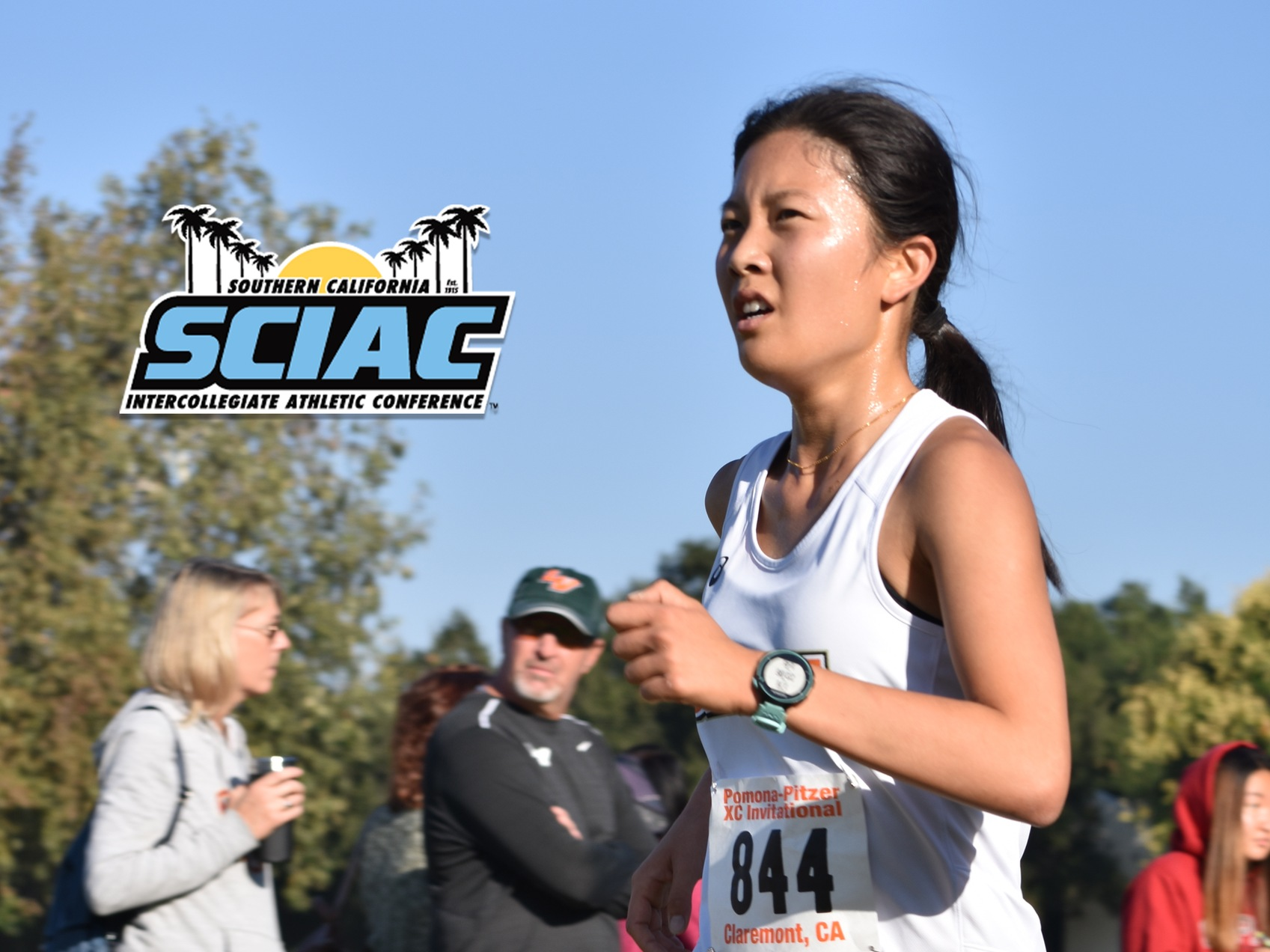 Hu Named SCIAC Newcomer of the Year