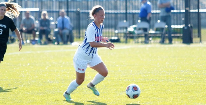Knueppel's second-half score leads Women's Soccer past Lake Forest