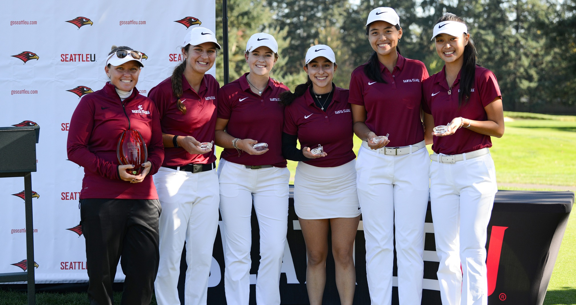 Season-Low Round Lifts Women's Golf To Pat Lesser-Harbottle Invitational Title