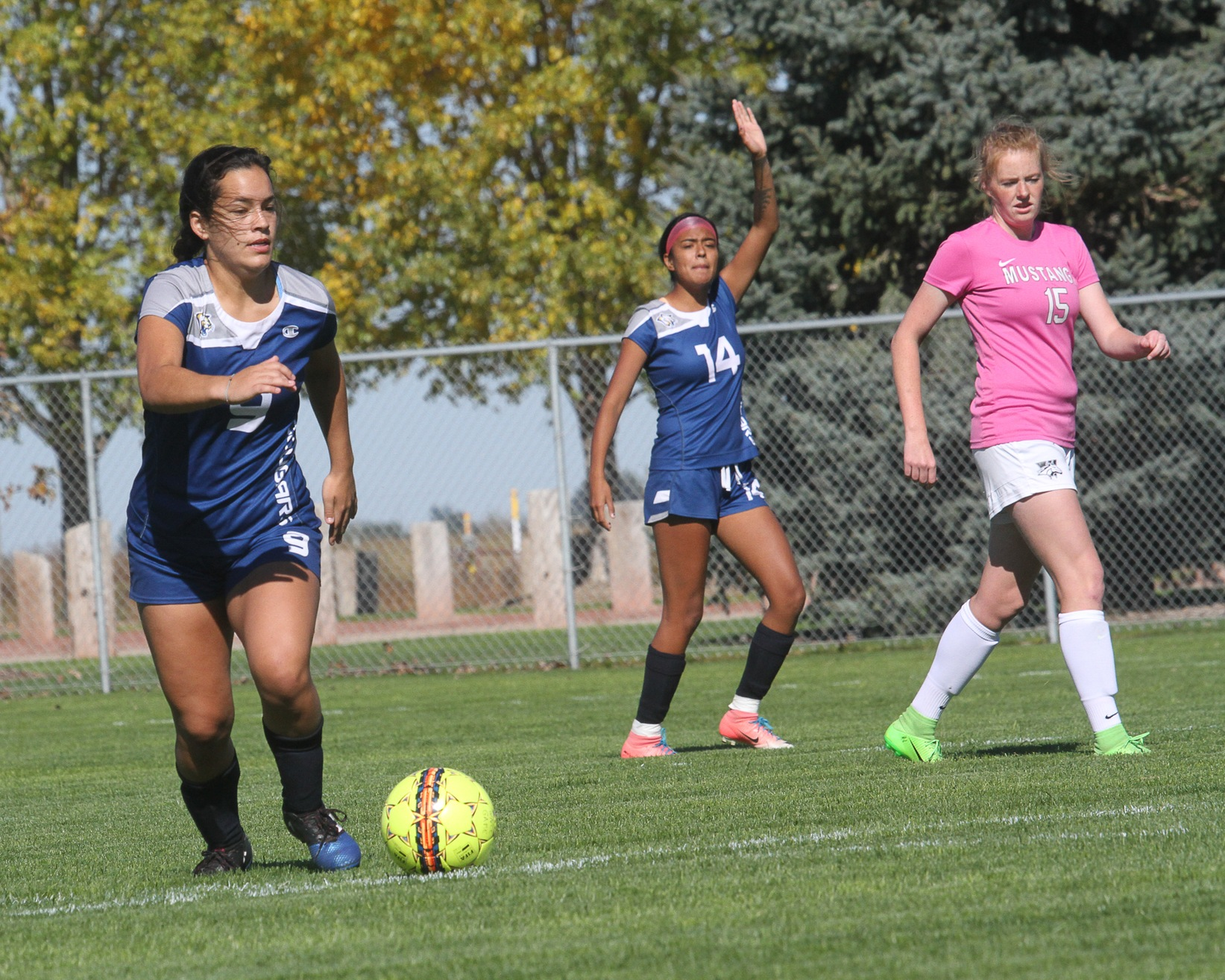 WNCC women's soccer falls to Western Wyoming