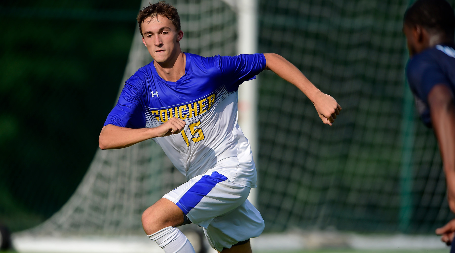Late Goal Sinks Men's Soccer in Heartbreaking 2-1 Loss to Alvernia