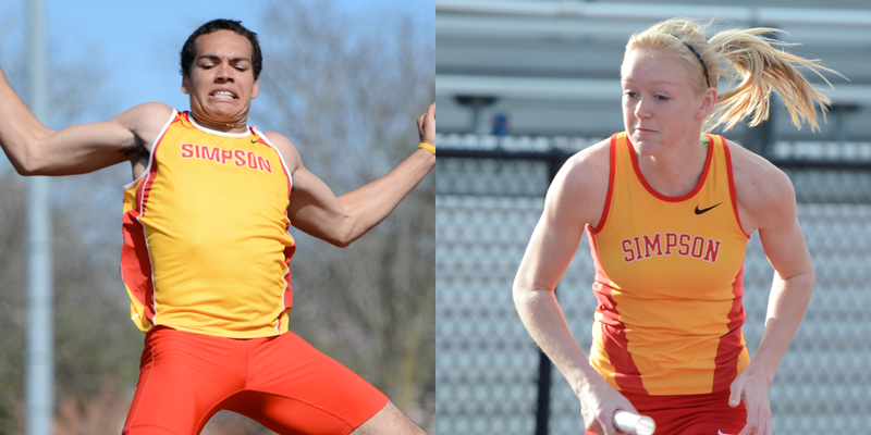 Track & Field teams tune up for IIAC Championships at Monmouth