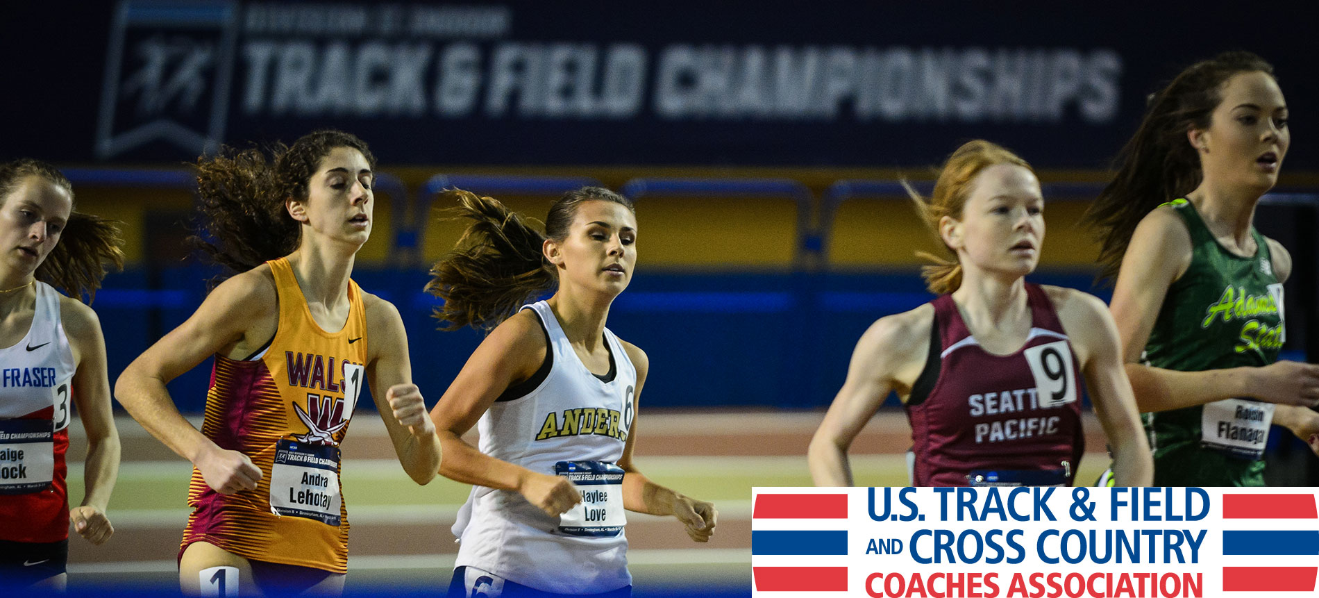 Love Captures USTFCCCA All-Academic Honors