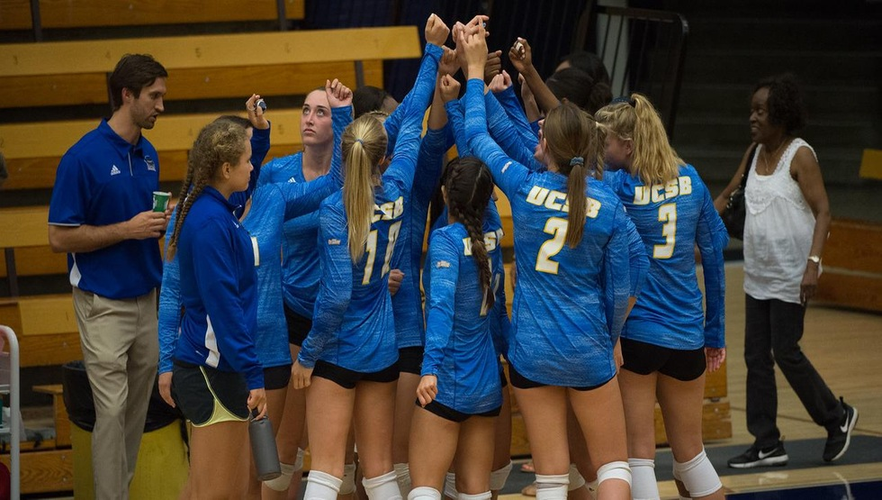 UCSB to Honor Seniors, Host UC Irvine and UC Davis in Final Home Matches of 2017