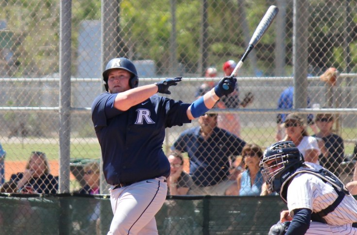 Baseball: Raiders finish Florida trip with a pair of losses