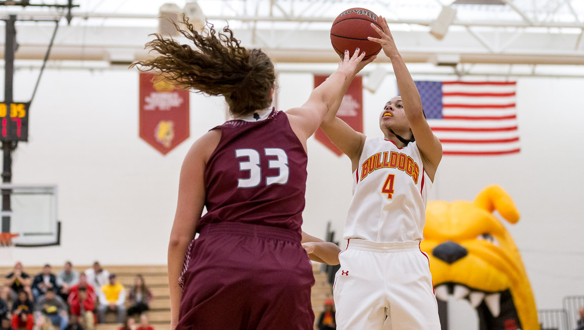 Ferris State Women's Basketball Falls In Final Game Of Bulldog Classic