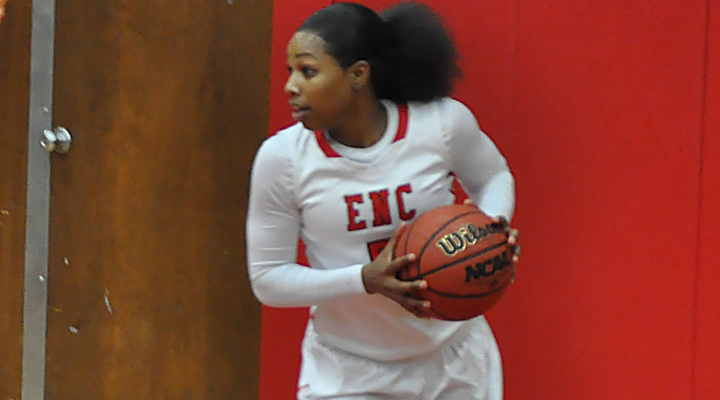 Late Bucket Sinks Women's Basketball at Western New England