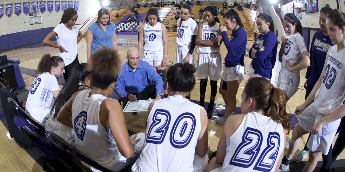 Poets make statement in 75-52 win over Caltech