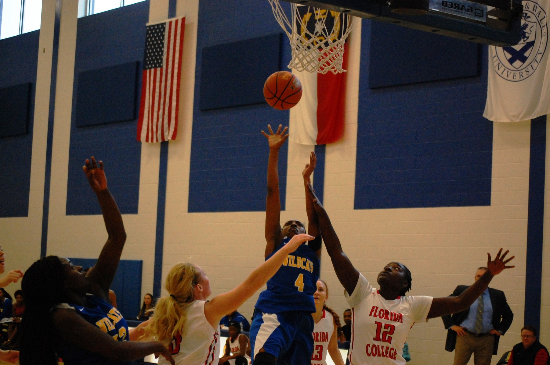 Women's Basketball Sweeps Two Game Series with Falcons