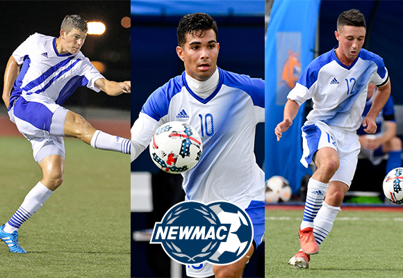 Read Named NEWMAC Defensive Player of the Year, Dandan, Telang All-Conference