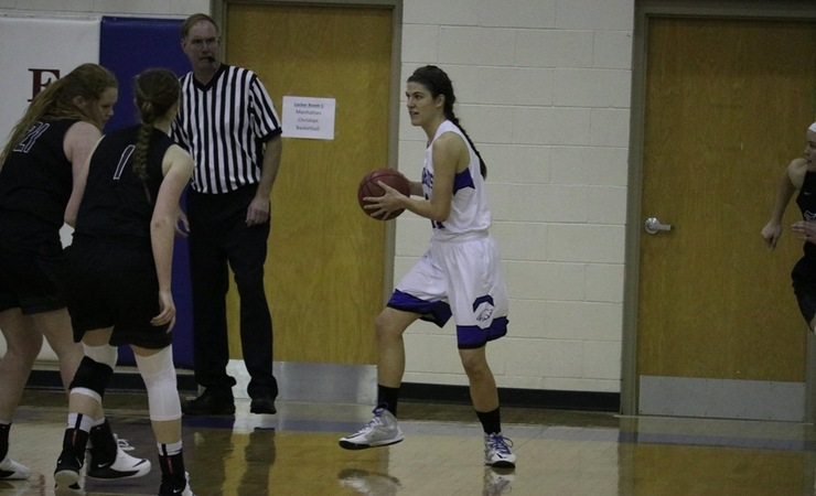 Lady Eagles Notch Two More Wins
