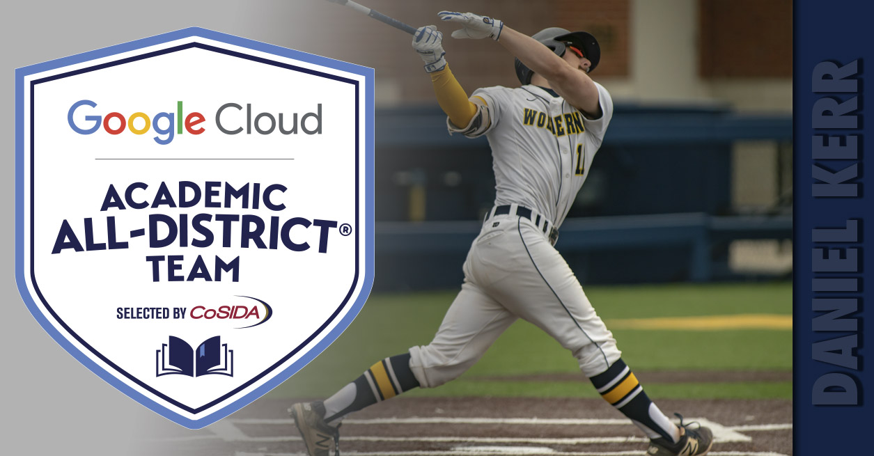 Kerr named CoSIDA Academic All-District