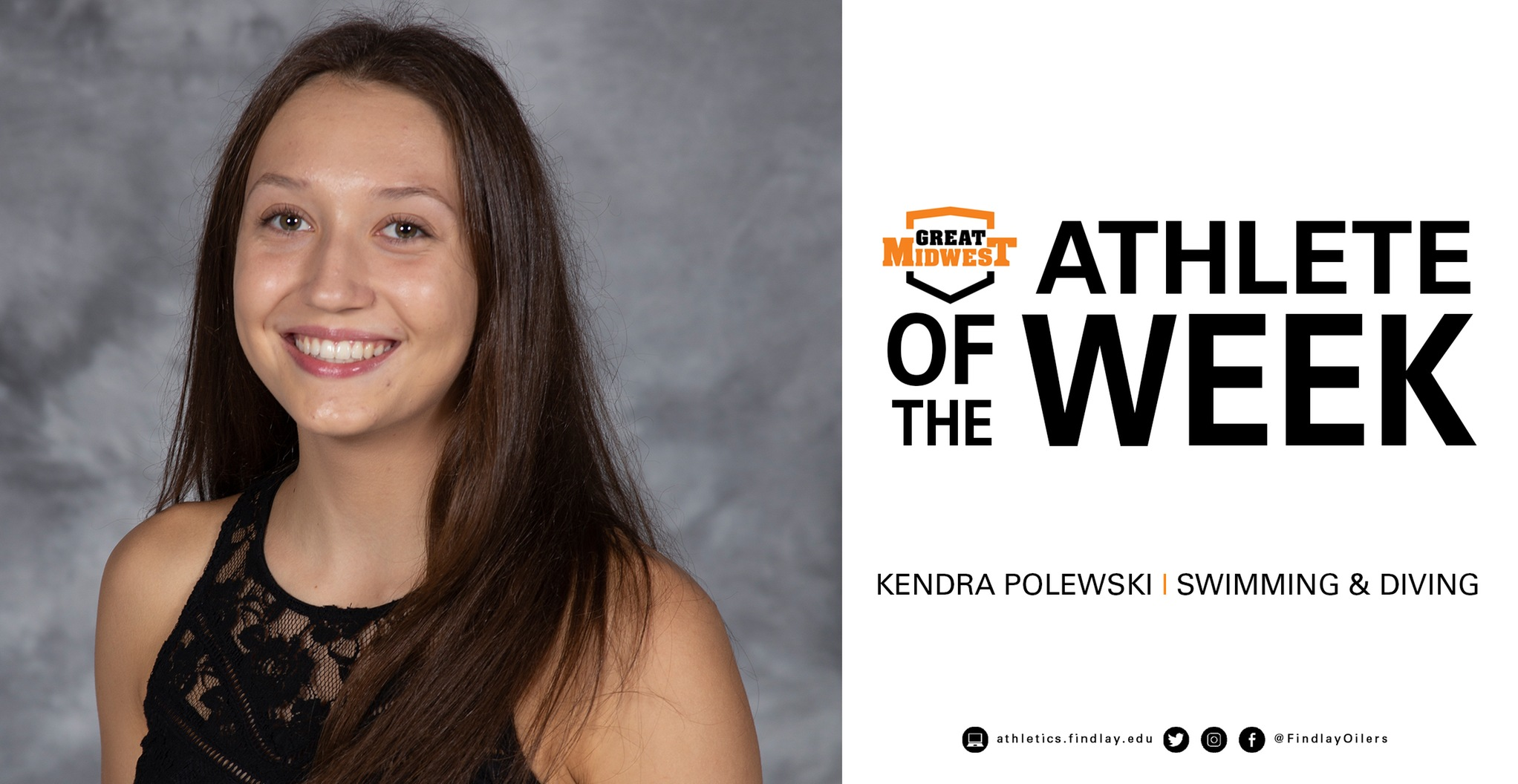 Polewski Earns Second Consecutive Swimmer of the Week Award