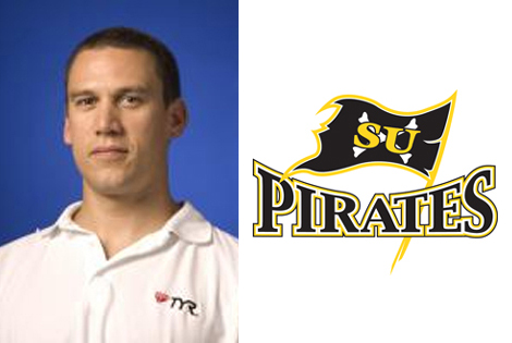 Carrington joins Pirates as Head Men's and Women's Swimming and Diving Coach