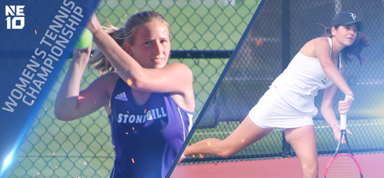 Top Seeds Stonehill and Adelphi to Meet in NE10 Women's Tennis Championship
