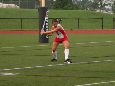 Late goal sends No. 11 CUA to its first loss of 2011