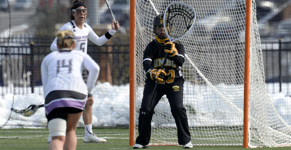 UMBC Women's Lacrosse Falls to No. 1 Maryland Despite 17 Saves From Major