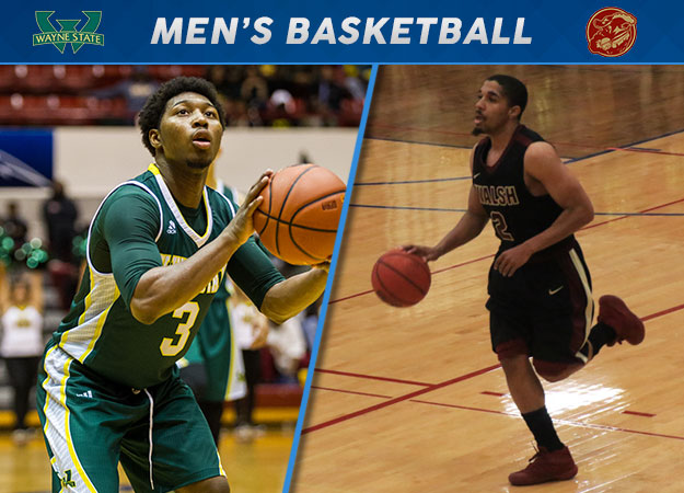 Wayne State's Booth, Walsh's Carter Earn GLIAC Men's Basketball Awards