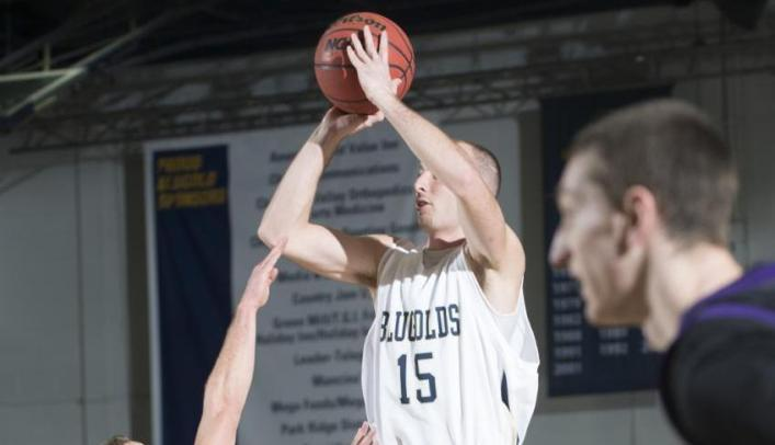 Men's Basketball Barely Outdone by UW-Superior on the Road