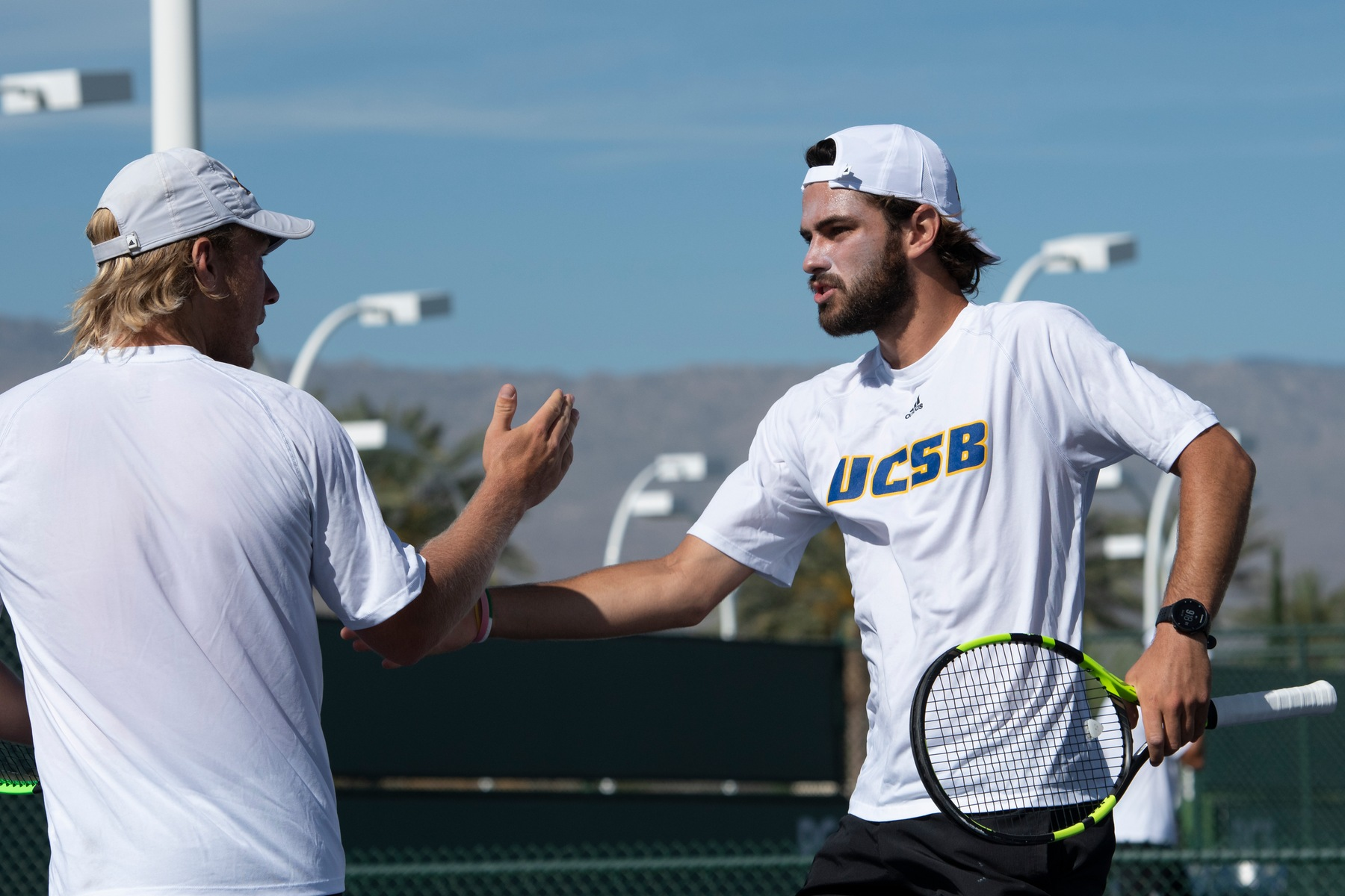Guillin, Holm and Moreno de Alboran set for NCAA Singles and Doubles Championships