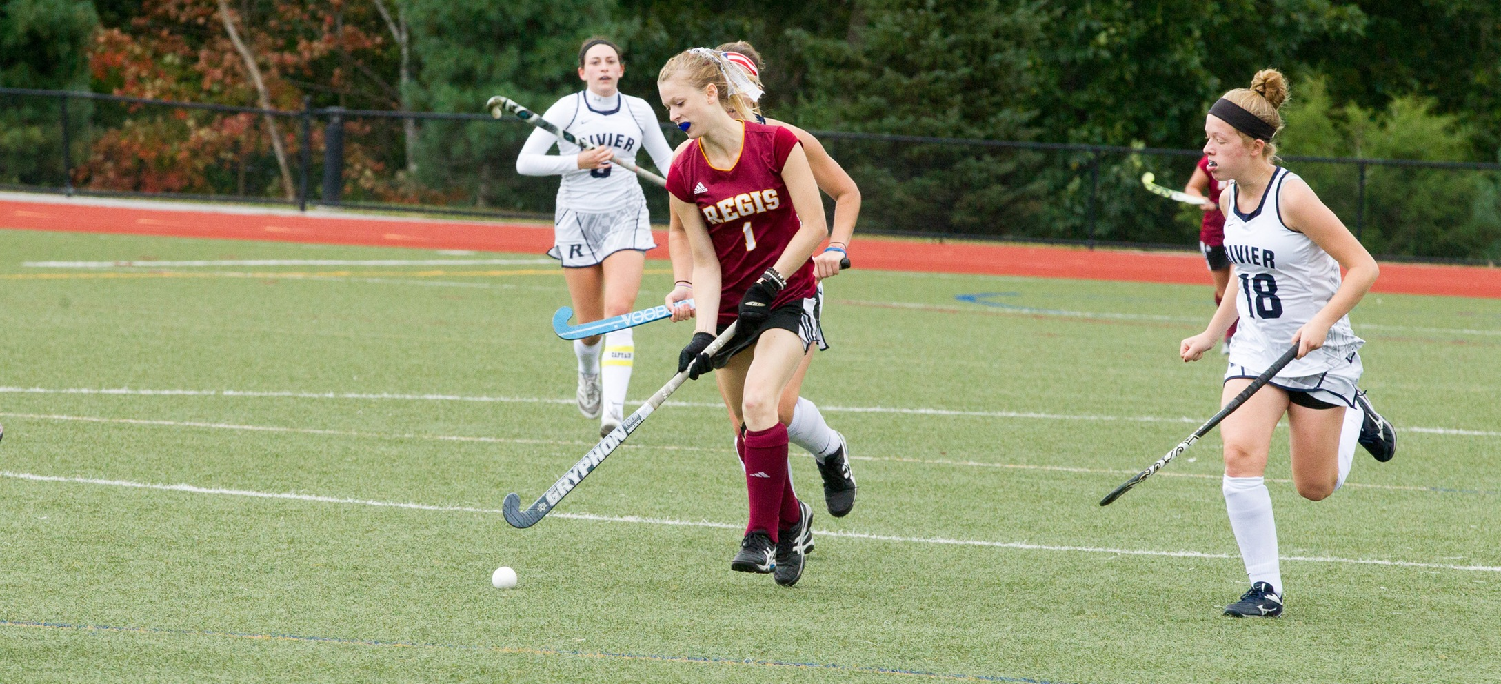 Field Hockey Drops Overtime Heartbreaker at Framingham State