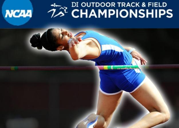 Saunders Places 30th at NCAA Prelim