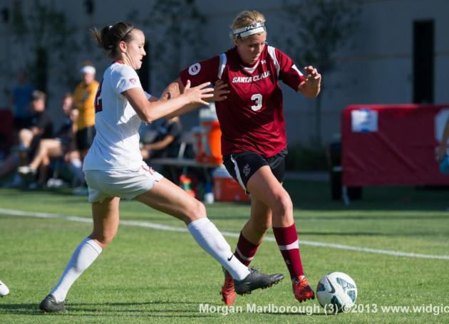 Women's Soccer Finishes Successful Spring Season with 4-1 Win at Stanford