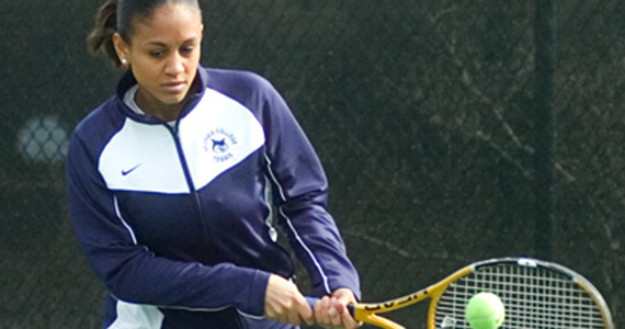 Weather Pushes #19 Women's Tennis to Wednesday - Georgia College