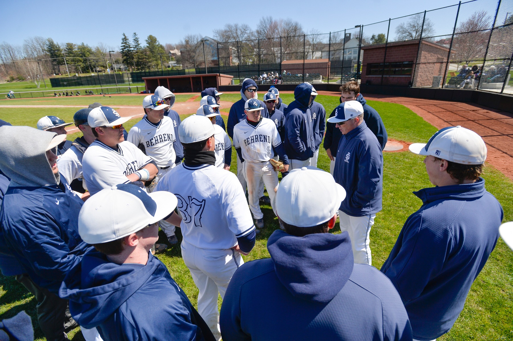 Behrend Baseball Tabbed Second in AMCC Preseason Poll