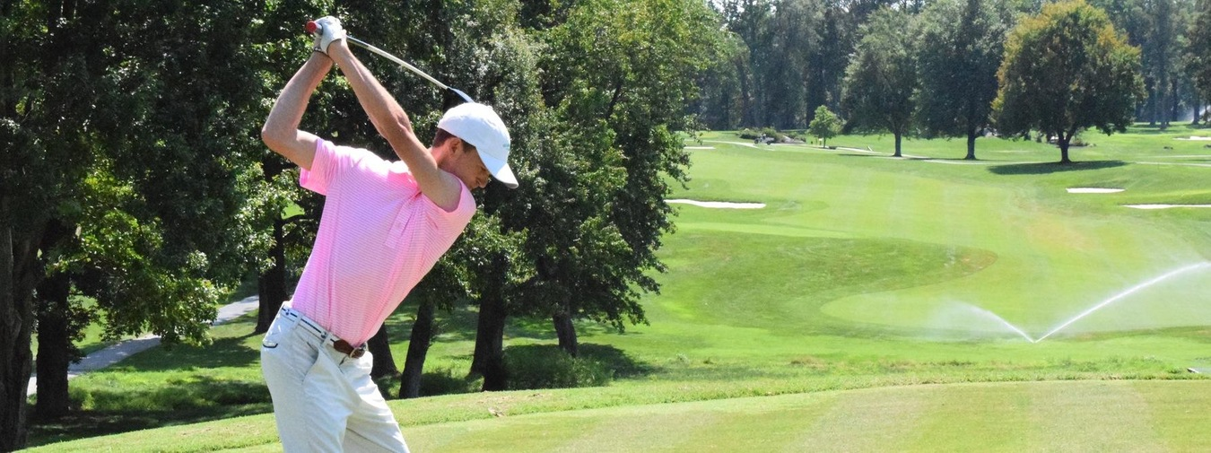 Gonzalez Sits In Top-10 To Pace Goucher Men's Golf After One Round At Pfeiffer Invitational