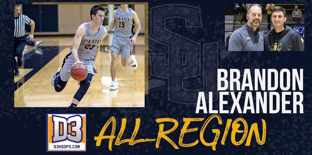 Southwestern's Alexander Earns D3Hoops.com All-Region Recognition
