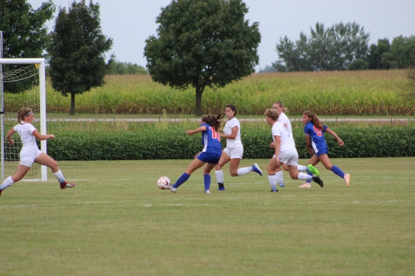 RedTails Soccer Team Falls Short at NIACC