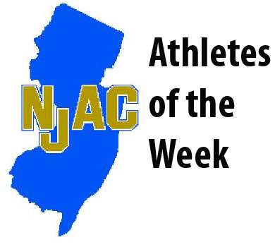 NJAC Men's Indoor Track & Field Athlete of the Week #2 Selections Announced