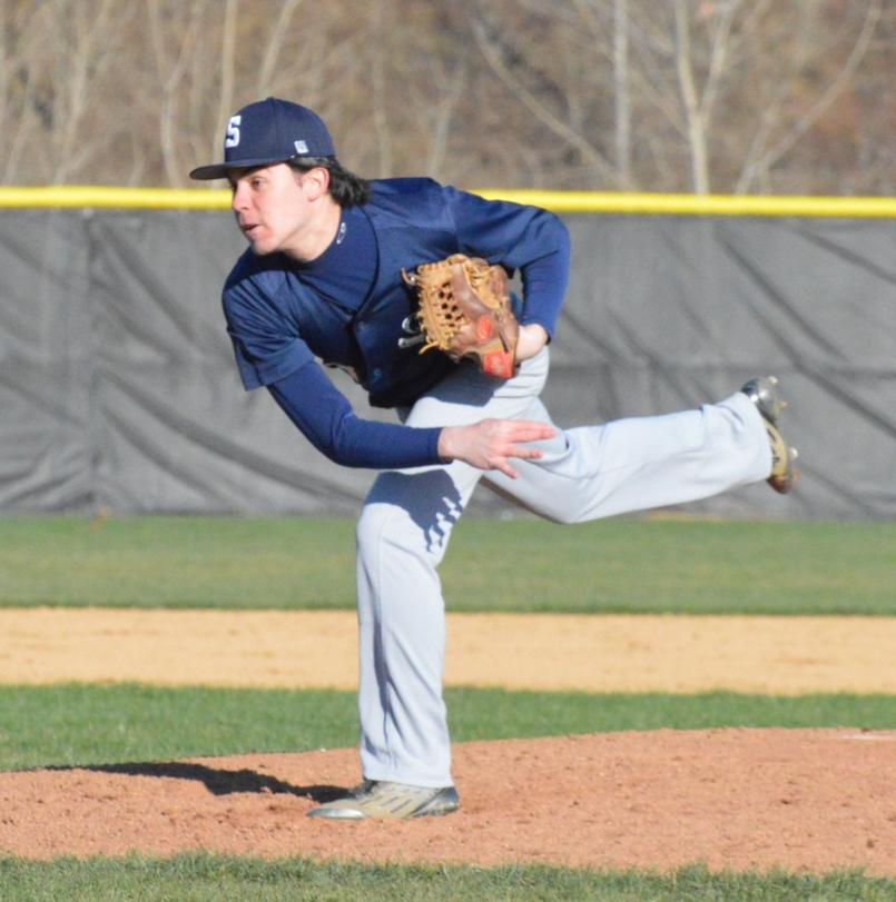 Fagotti Throws Complete Game Gem in Win Over PSU Hazleton