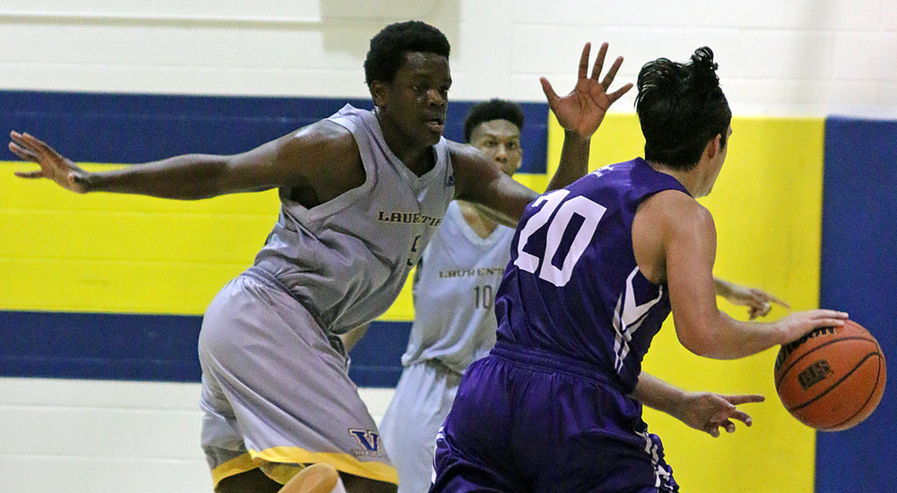 MBB | Voyageurs Blown Out by Ravens