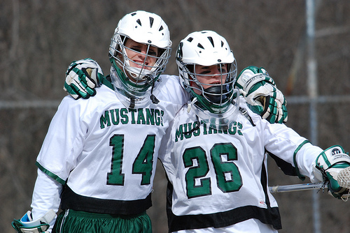 No. 1 Men's Lacrosse Wins 10th-Straight at Home, 13-3