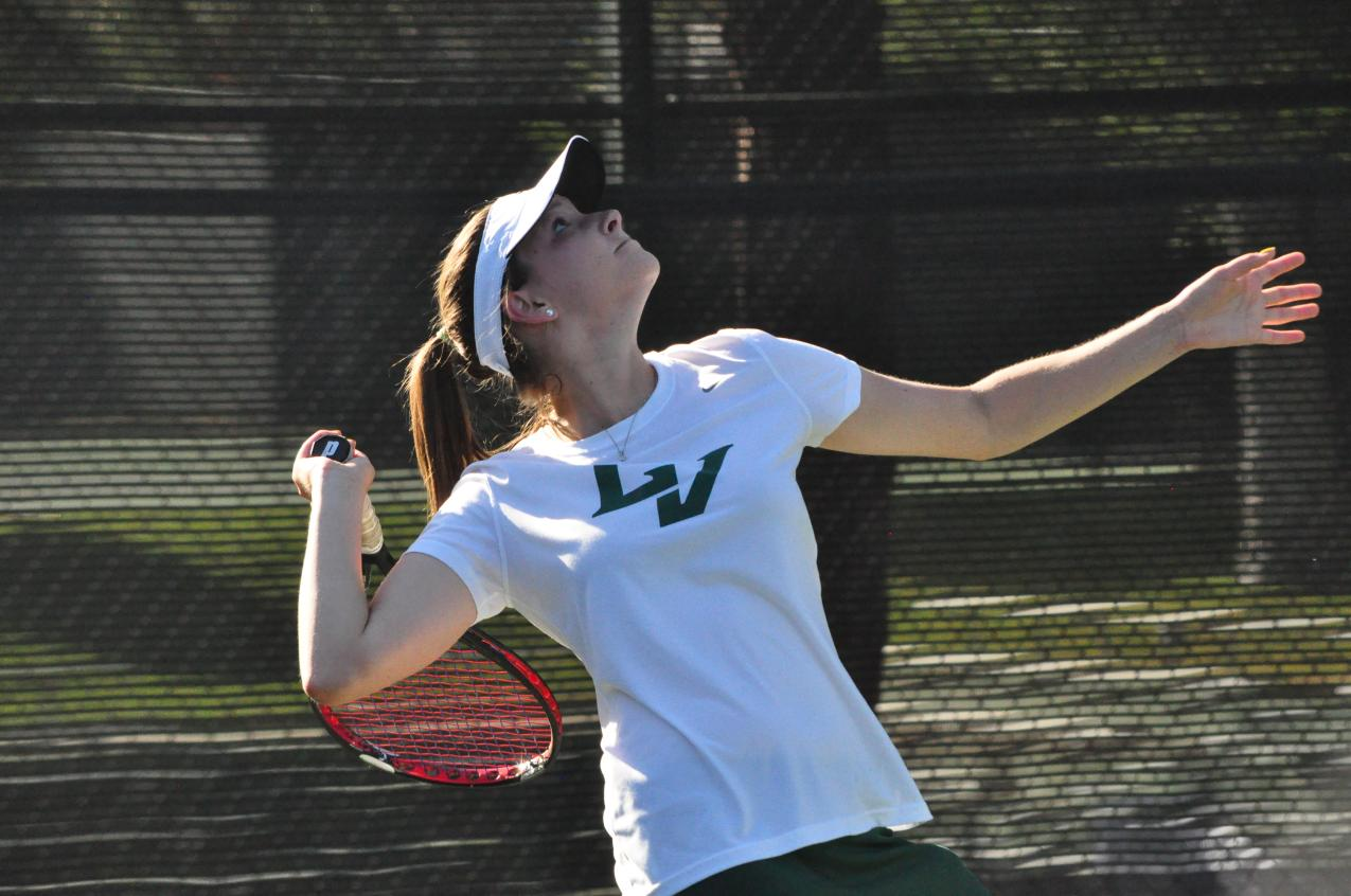 Brooke Hines is a two-time ITA Scholar Athlete honoree