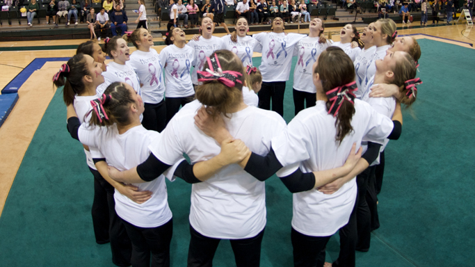 GYMNASTICS KICKS OFF SEASON WITH FLIPFEST ON SUNDAY