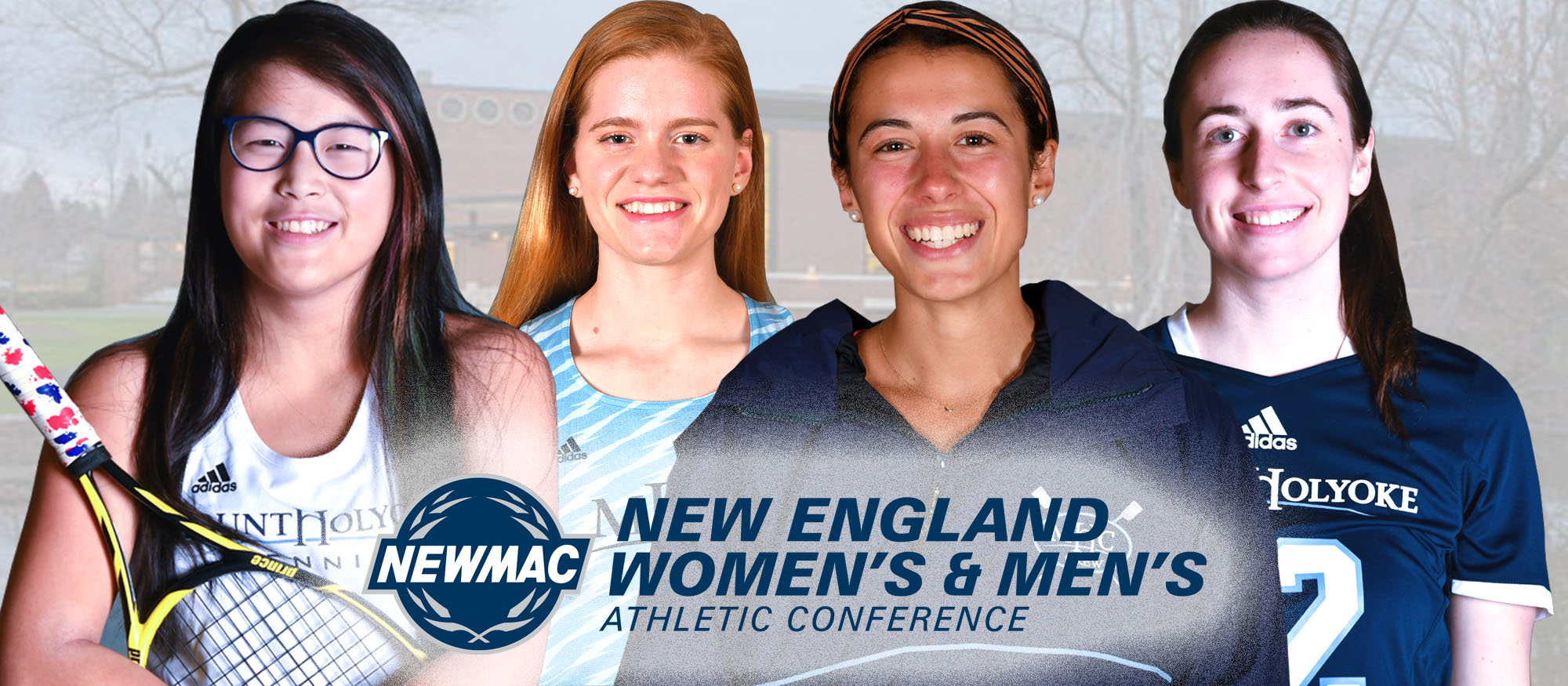 Forty Five Spring Student-Athletes Earn NEWMAC Academic All-Conference Honors