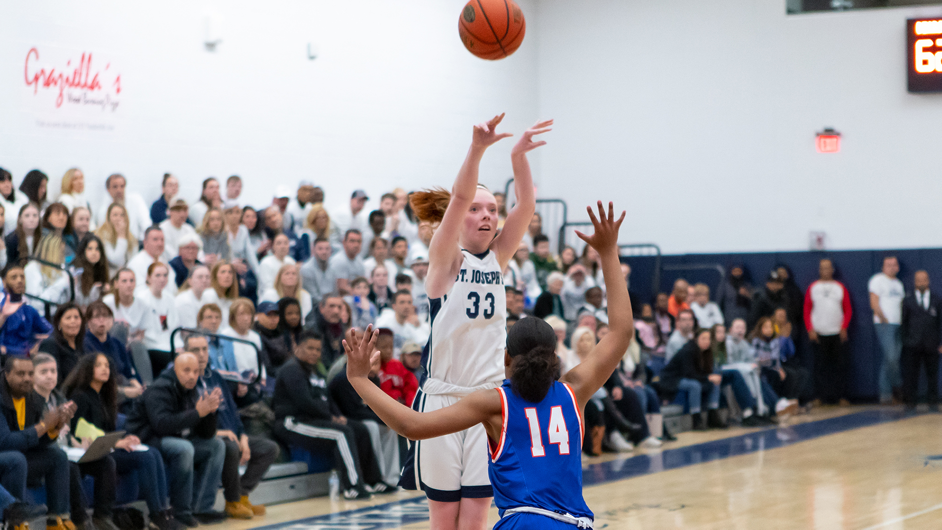 Women's Basketball's Season Comes to a Close in First Round of Skyline Championship