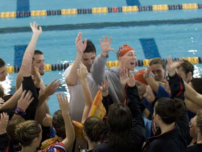 Women's Swimming Predicted to Finish 3rd, Men 4th