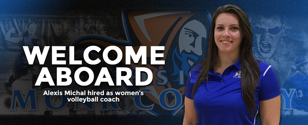 Alexis Michal Named as SJC Women's Volleyball Head Coach