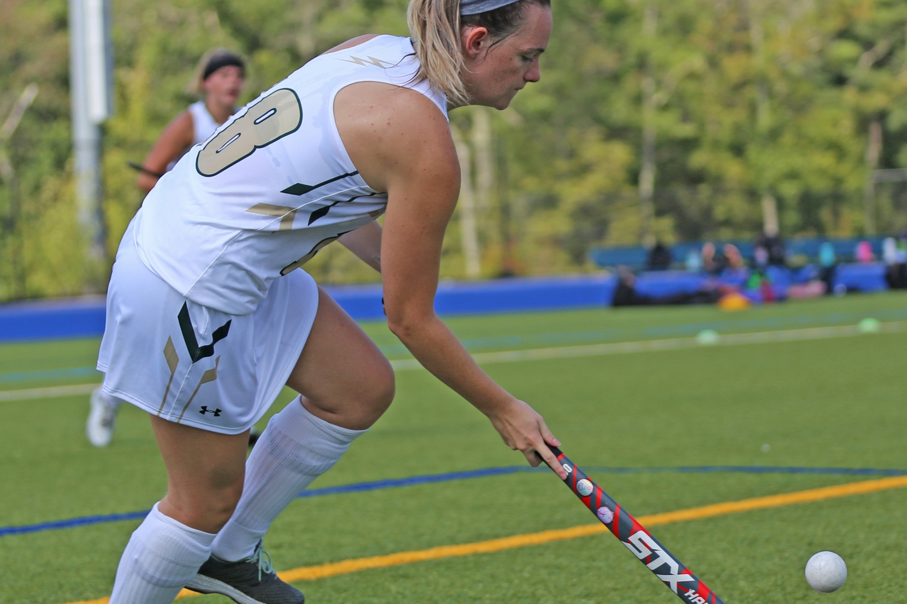 Elms Field Hockey Blanked By Becker