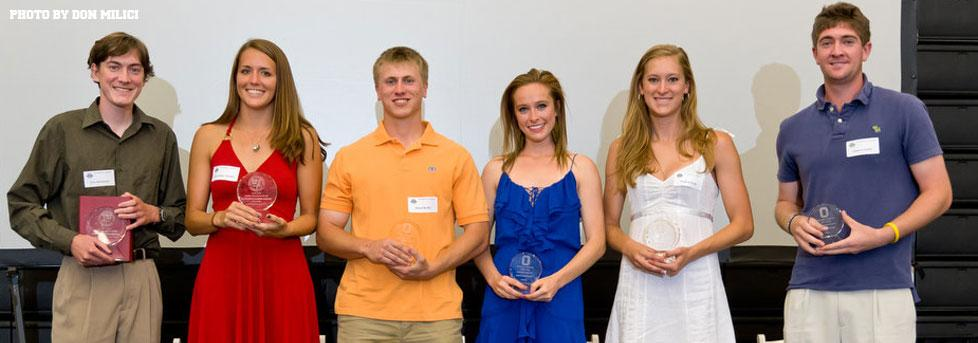 SIX OXY STUDENT-ATHLETES AWARDED TOP HONORS AT ANNUAL BANQUET